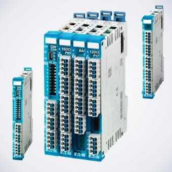 Система дистанционных модулей входов/выходов XN300