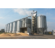 FeeRum's grain dryer with a silo storage