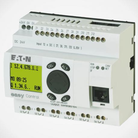 Компактный ПЛК EC4P