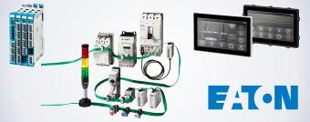 Электротехническое и контроллерное оборудование Eaton